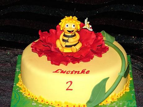 Včielka Maja Lucinke